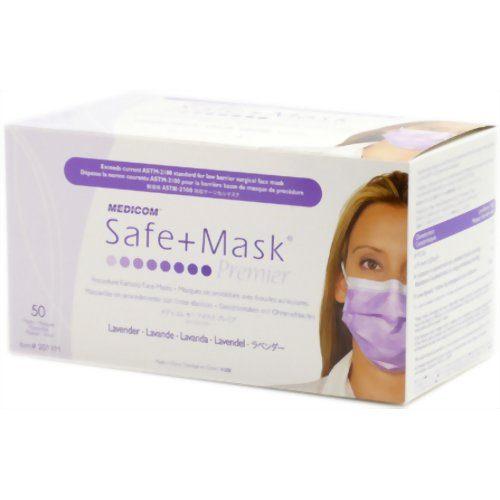 Face 50pk Premier Safe Masks mask Medicom