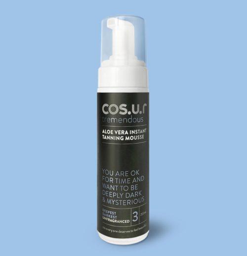 cosur-Aloe-Vera-Instant-Tanning-Mousse-200mL